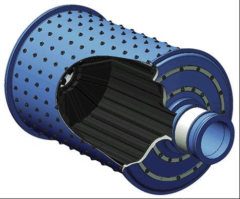 <b>球磨机橡胶衬板使用寿命</b>