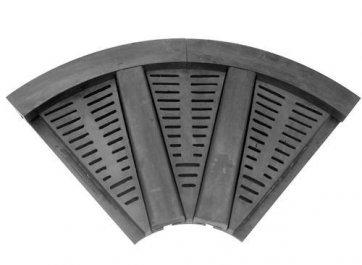 橡胶衬板对于球磨机的使用来说有着非常重要的意义