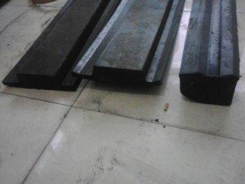 钢胶复合橡胶衬板