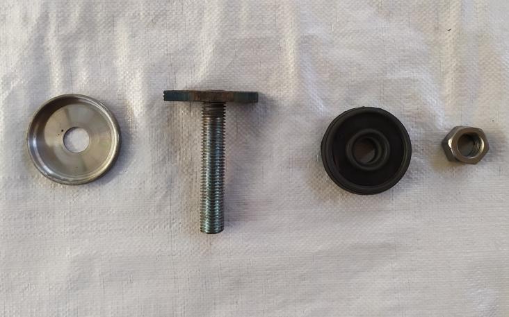 球磨机衬板螺栓